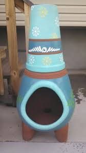 Paint For Chiminea Mexican Chimeneas Are The Best Functioning Burners Of All