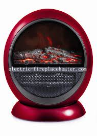 Portable Electric Fireplace Stylish Indoor Log Flame Effect Portable Electric Fireplace Ptc