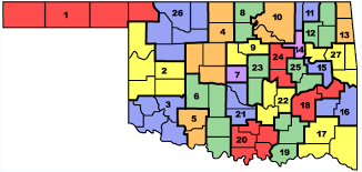 oklahoma zip code map district attorney s council admin