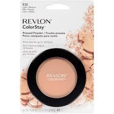 Bedak Revlon Colorstay revlon colorstay pressed powder light medium walmart