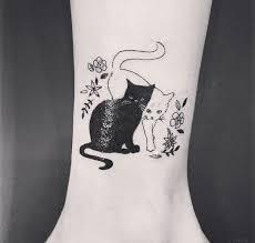 best 25 kitten tattoo ideas on pinterest cat tattoos kitty