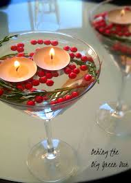 martini big behind the big green door diy holiday centerpiece ideas