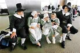 pilgrims and thanksgiving history california expect worst thanksgiving travel crush in 9 years