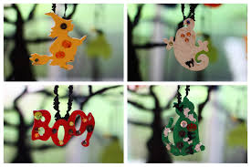 small halloween ornaments small changes halloween decor the sunny side up blog