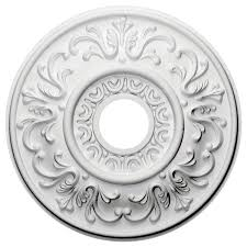Bronze Ceiling Medallion by Ekena Millwork 18in Ceiling Medallions From Buymbs Com