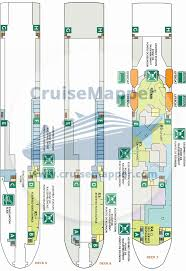 barfleur ferry deck plan cruisemapper
