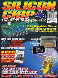 chip magazine silicon chip september 2017 free pdf magazine download