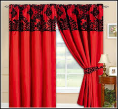 red and black curtains bedroom download page home design charming red black curtains designs with red and black curtains