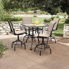 Sears Patio Dining Set - absolutely smart garden oasis harrison 7 piece dining set stylish