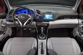 Honda Insight Hybrid Interior Honda Cr Z Hybrid