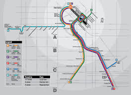 rtd rail map rtd light rail map rtd s light rail system consists of 5 light