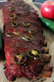 check out apple jalapeno smoked ribs it u0027s so easy to make
