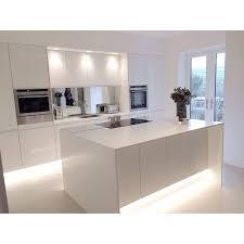 Modern Kitchen Island Design White Modern Kitchens Modern White Kitchen Modern White Kitchen