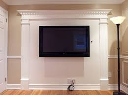 house chic in wall tv box modern living room cabinet in wall tv