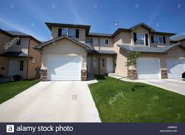 semi detached condominium properties starter homes on managed