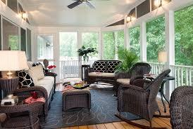 enclosed porch decorating ideas home design ideas
