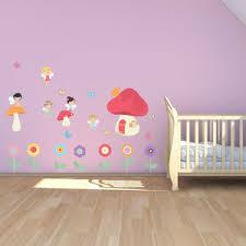 fairy garden children u0027s wall stickers by parkins interiors