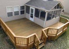 screened in back porch designs simple screened in deck with