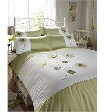 Green And White Duvet Inject Some Colour Into The Bedroom Diy Ombre Duvet And Bedrooms
