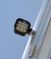 Led Pedestal Light Lights Cimarron Trailers