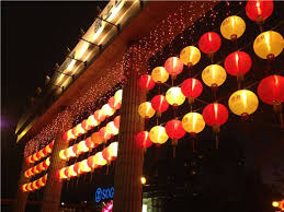 lunar new year lanterns beautiful lunar new year lantern carnival modes