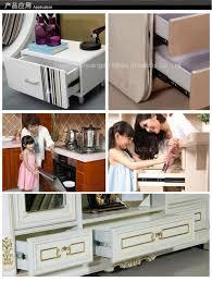 drawer slide locking mechanism push to open drawer slide lock buy push to open drawer slide