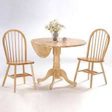 Windsor Dining Room Chairs International Concepts Natural Wood Spindle Back Windsor Dining