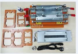 professional 110v 220v uv light screen repair machine kit lcd