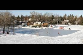 Best Backyard Hockey Rinks Gallery Winners In Calgary U0027s Best Outdoor Skating Rink Contest