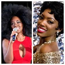 porsha williams and kordell stewart kenya moore calls porsha stewart a u0027self centered little