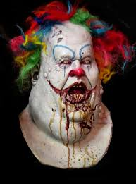 coloring pages of scary clowns halloween mask scummy evil clowns pinterest halloween masks