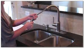 hansgrohe kitchen faucet installation instructions grohe kitchen