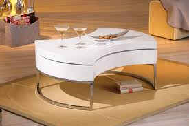 Wohnzimmer Tisch Couchtisch Weiß Hochglanz Wohnzimmertisch Real