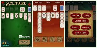 solitaire for android ai factory solitaire