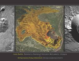 Oregon Volcano Map by Geology Rocks The Young And The Restless U2013 Cycle Oregon