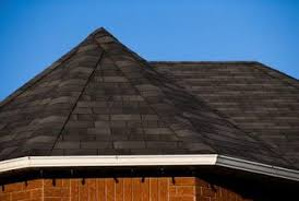 Hips Roof How To Cap Shingle A Hip Roof Home Guides Sf Gate