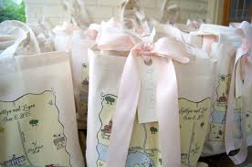 welcome bags for weddings dc welcome bags marigold grey