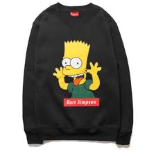 bart sweater outfitters supreme bart sweater from ๑ ᴗ