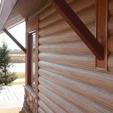 the 25 best vinyl log siding ideas on wood siding