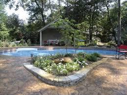 Landscaping Jacksonville Nc by Decorative Concrete Jacksonville Nc Crystal Coast Pools U0026 Spas