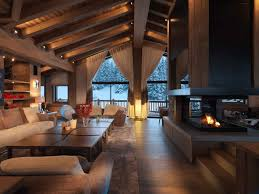 chambre chalet luxe chambre interieur chalet moderne mesmerizing mountain cabin in the