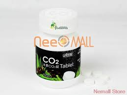 Tablet Co2 Ista 100 Aquarium Co2 Tablet Release Fertilizer For Plant