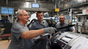 porsche technician spirit of porsche on the stuttgart assembly line ferdinand