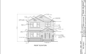 two story apartment floor plans front view of double story building elevation for floor house two