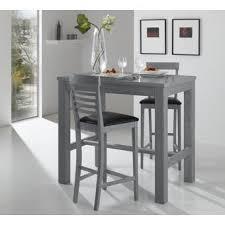 tables hautes de cuisine table bar haute
