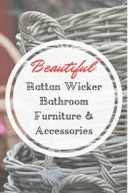 Rattan Bathroom Furniture Rattan Bathroom Furniture Accessories Upmodeled