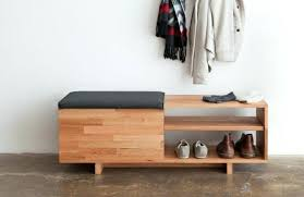 entryway bench cool entryway benches modern entry bench lax storage bench shoes