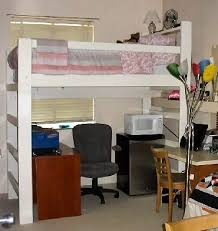 Free College Dorm Loft Bed Plans by 10 Best Loft U0026 Bunk Beds For College Students Images On Pinterest
