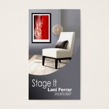 interior design home staging home staging business cards templates zazzle