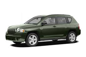 2008 jeep compass new car test drive